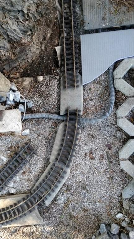 Wiederherstellung des Straßenbahngleis